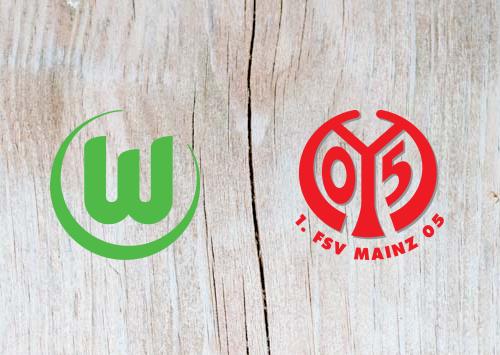 Wolfsburg vs Mainz - Highlights 16 February 2019