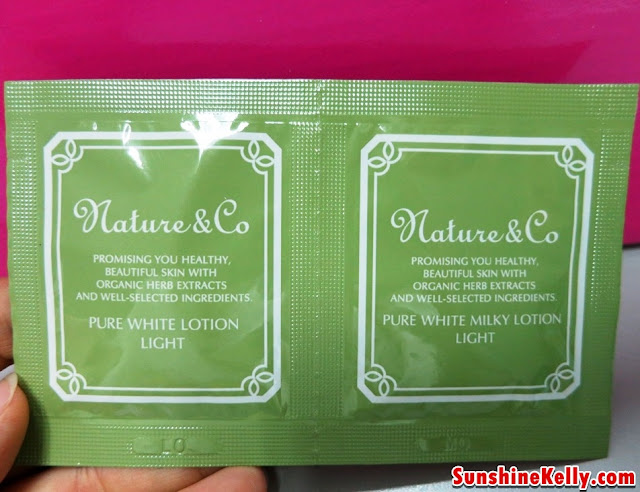 Nature & Co Pure White Lotion Light and Pure White Milky Lotion Light