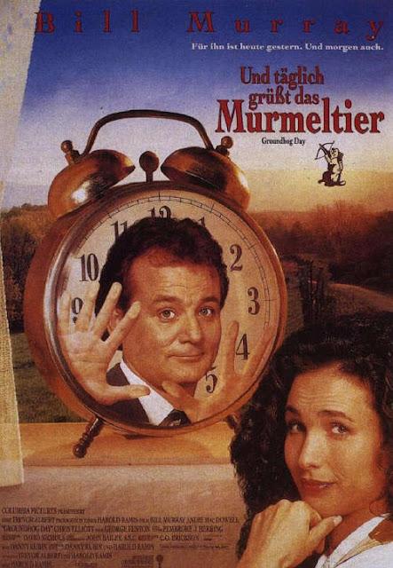 Filme, die ich mag: Und täglich grüßt das Murmeltier