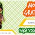 MOLDE GRATUITO CHAVES