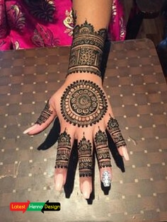 Bridal henna designs- get designs for your friends-latesthennadesigns
