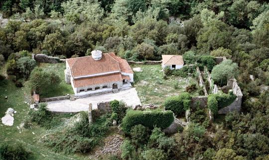 Θεσπρωτία: Ανακαινίστηκε το ιστορικό μοναστήρι Αγίας Μαρίνας Χαραυγής (Λύκου) Θεσπρωτίας...
