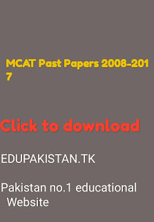 mcat 10 year past papers