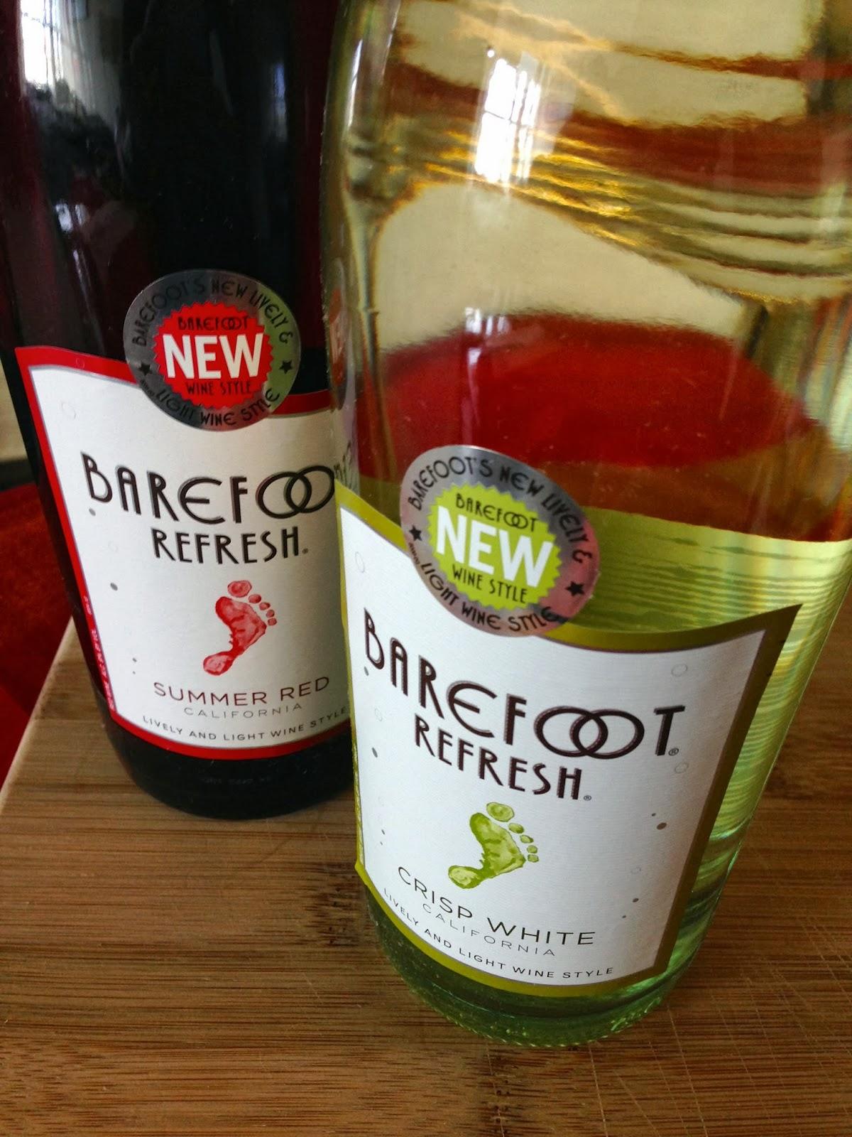 The Granola Chronicles: Barefoot Refresh