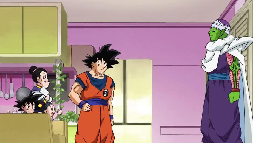 Ver Dragon Ball Super Saga del Planeta Potof - Capítulo 43