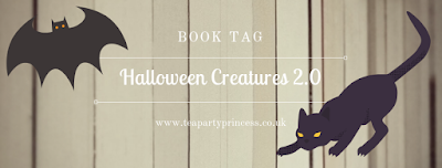 Halloween Creatures (2.0) Book Tag