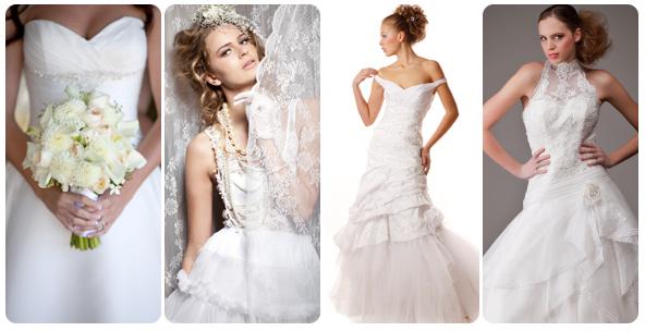 Ιδέες Για Νυφικά Φορέματα