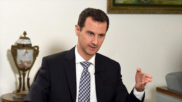 Al-Asad promete victoria en Siria con exterminio de terroristas