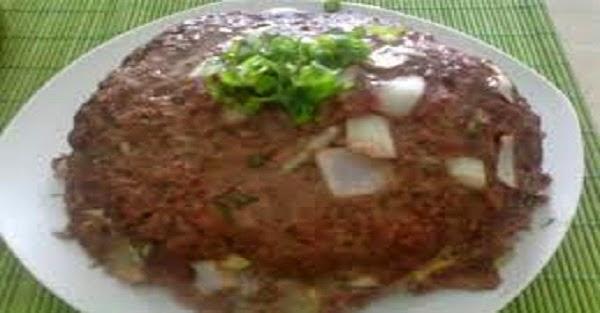 Bolo de Carne Moída de Microondas (Imagem: Reprodução/Internet)