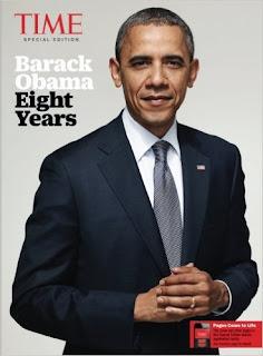 TIME Barack Obama: Eight Years PDF