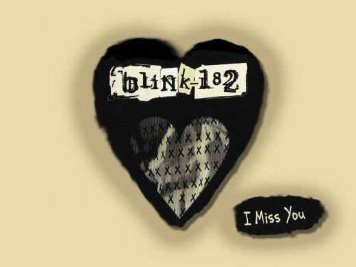 Blink-182 - I Miss You Guitar Chords Lyrics - Kunci Gitar