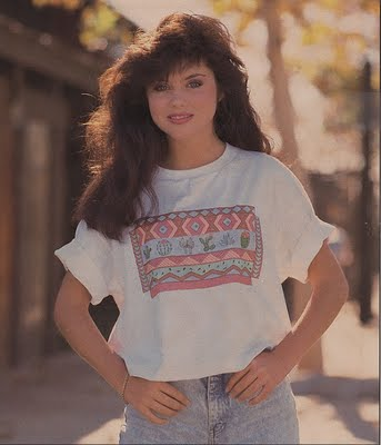 Summers of Love: Kelly Kapowski: the Ultimate Style Icon
