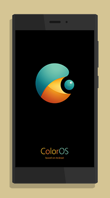 Splashscreen ColorOS Lenovo A369I