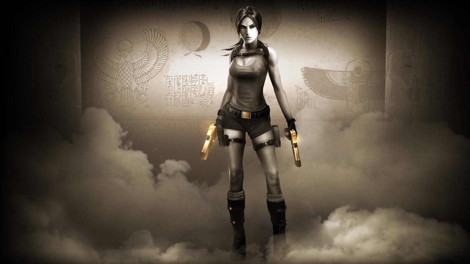 Lara Croft and the Temple of Osiris Puzzles