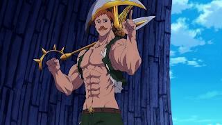 Escanor - The Seven Deadly Sins
