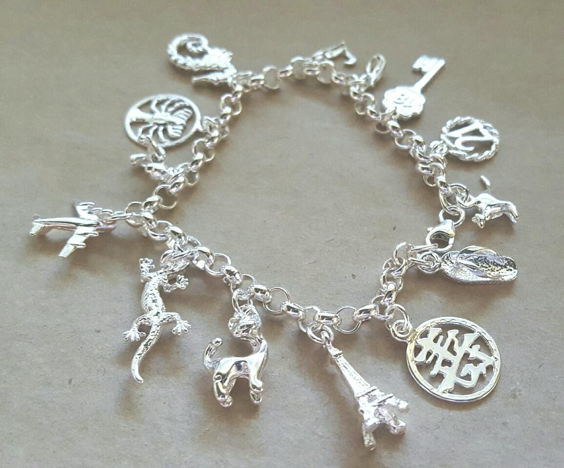 Charm Bracelets As A Lucky