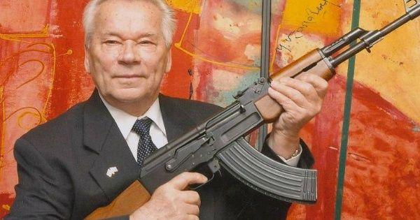 """Creado para matar: Así nació el letal """"cuerno de chivo"""" el arma predilecta del Narco"""