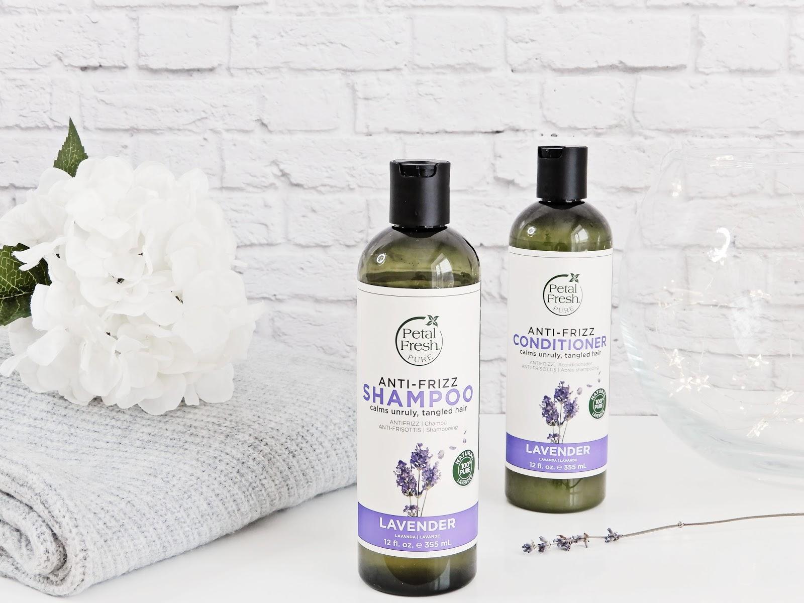 Petal Fresh szampon do włosów i odżywka lawenda, Petal Fresh odżywka do włosów lawenda,