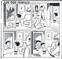 Los Dos Gemelos, Selecciones de Humor de el DDT nº 8