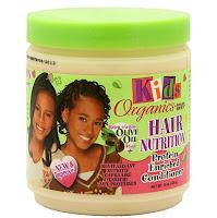 Acondicionador pelo niños afro