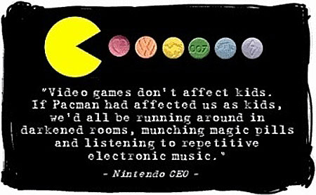 video games dont affect kids