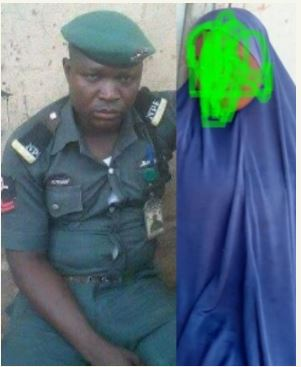See What Happened To Policeman Who Kidnapped and R*ped 14-year-old Girl