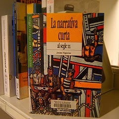 La narrativa curta al segle XX / Jaume Figueras per Teresa Grau Ros a Flickr