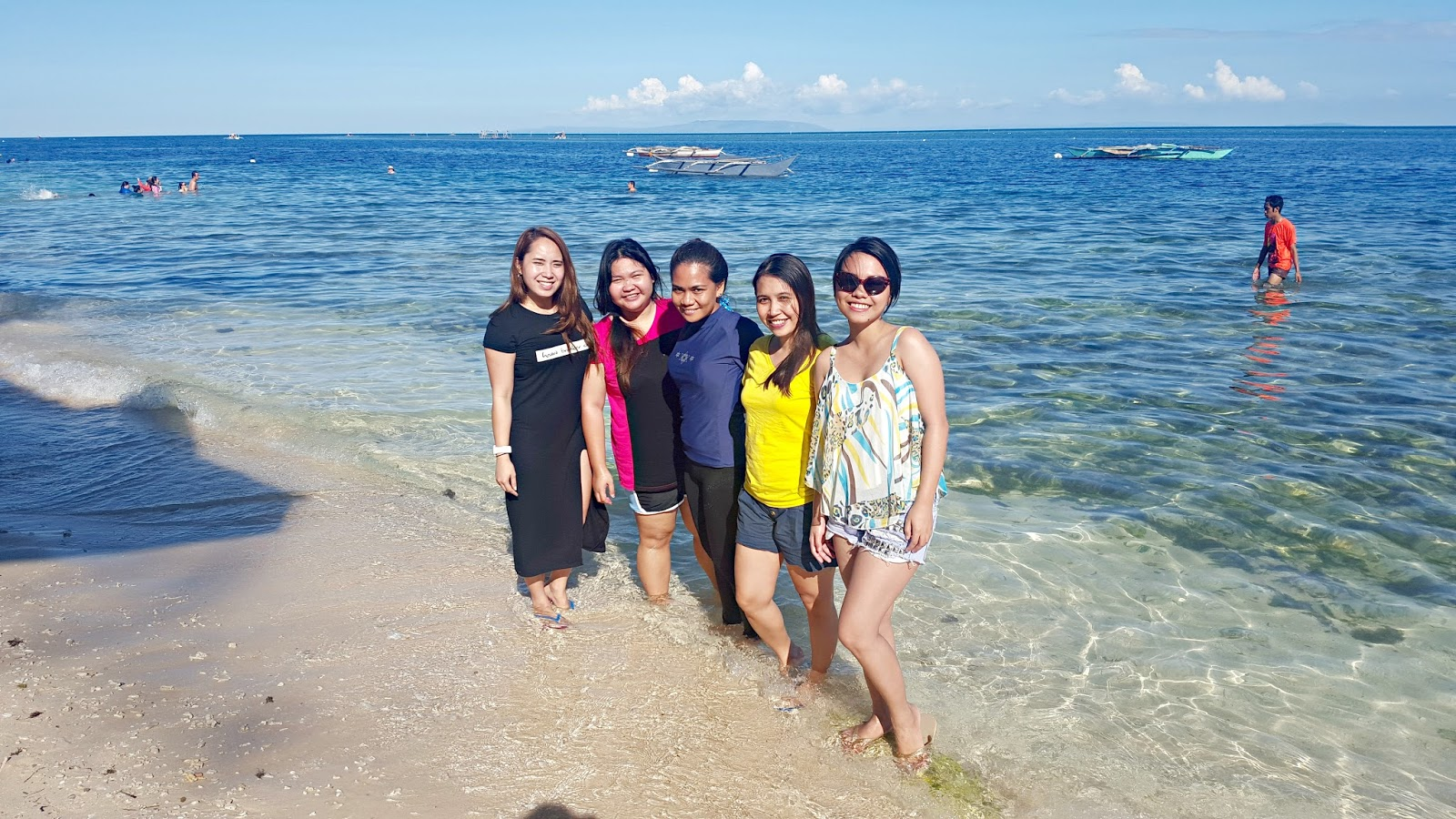 Tingko Beach Has A Number Of Resorts To Choose From It S Not My First Time Visit And I Ve Been Staying In Antig 1 Every Friends