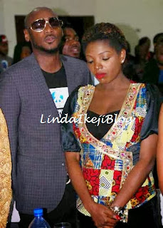 Annie And 2face Idibia Expecting Second Baby - Entertainment - Nigeria