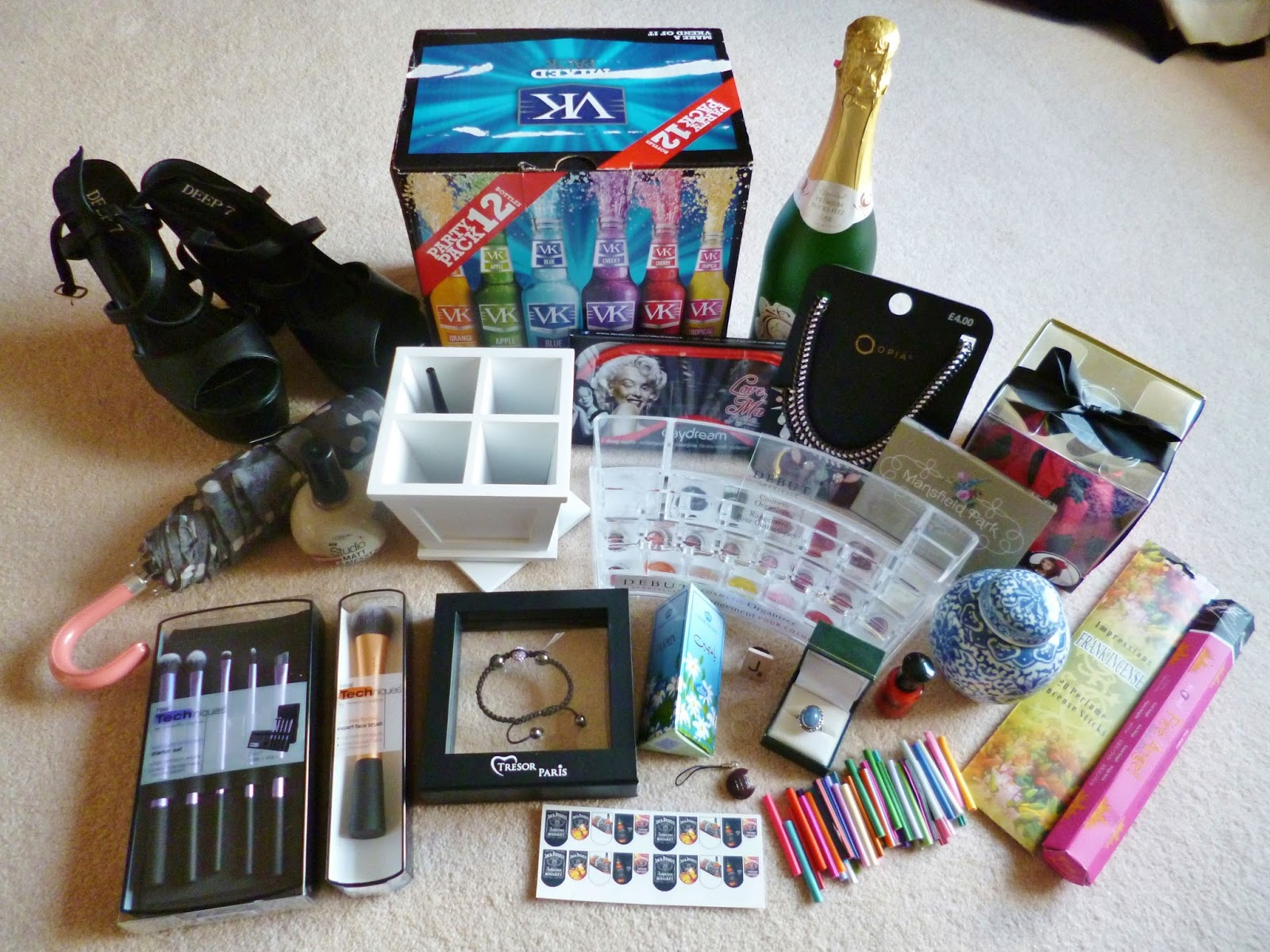 21st birthday presents Painted Glitter: Haul | 21st Birthday Presents! 21st birthday presents
