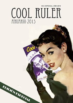 REVISTA COOL RULER - Anuario 2015