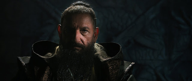 Ben Kingsley als The Mandarin