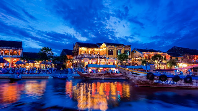 Hoi An - One of the 16 most relaxing places in the world
