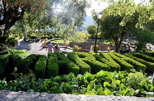 Jardines de Marvâo