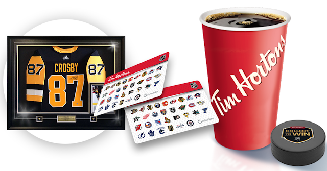Win 1 of 50,000 FREE Tim Horton's Coffees