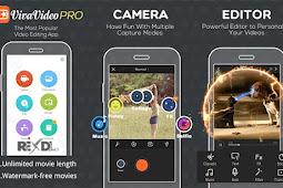 Viva vidio pro, aplikasi edit video terbaik untuk Android