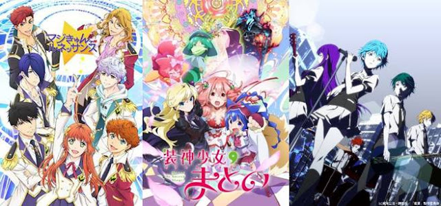 anime tentang musik terbaru klasik