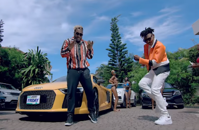 Video Mayorkun - Fantasy