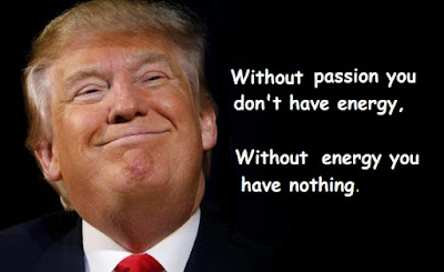"""Donald Trump Quotes About Passion"""