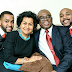 Singer Banky W shares beautiful photos of his family