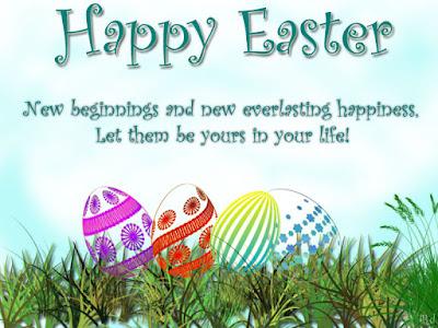 Happy Easter Greetings 2016