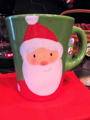 Spode Christmas Tree Mugs