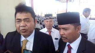 Rektor Unswagati Mukarto Siswoyo,