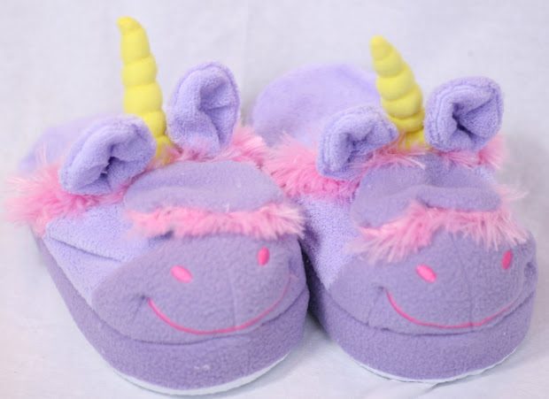 Unicorn Stompeez Slippers