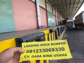 Karet Bumper Loading Dock, Karet Bantalan Loading Dock, Loading Dock Rubber Bumper,