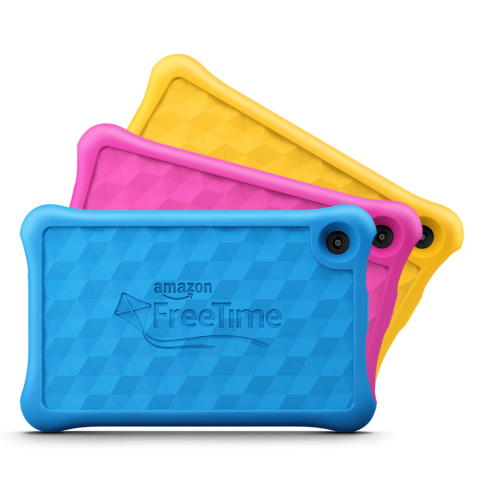New Amazon Fire 7 and 8 Tablets for Kids for 2017 | Tech Age