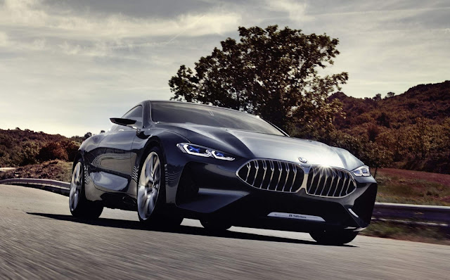 BMW Série 8 2018