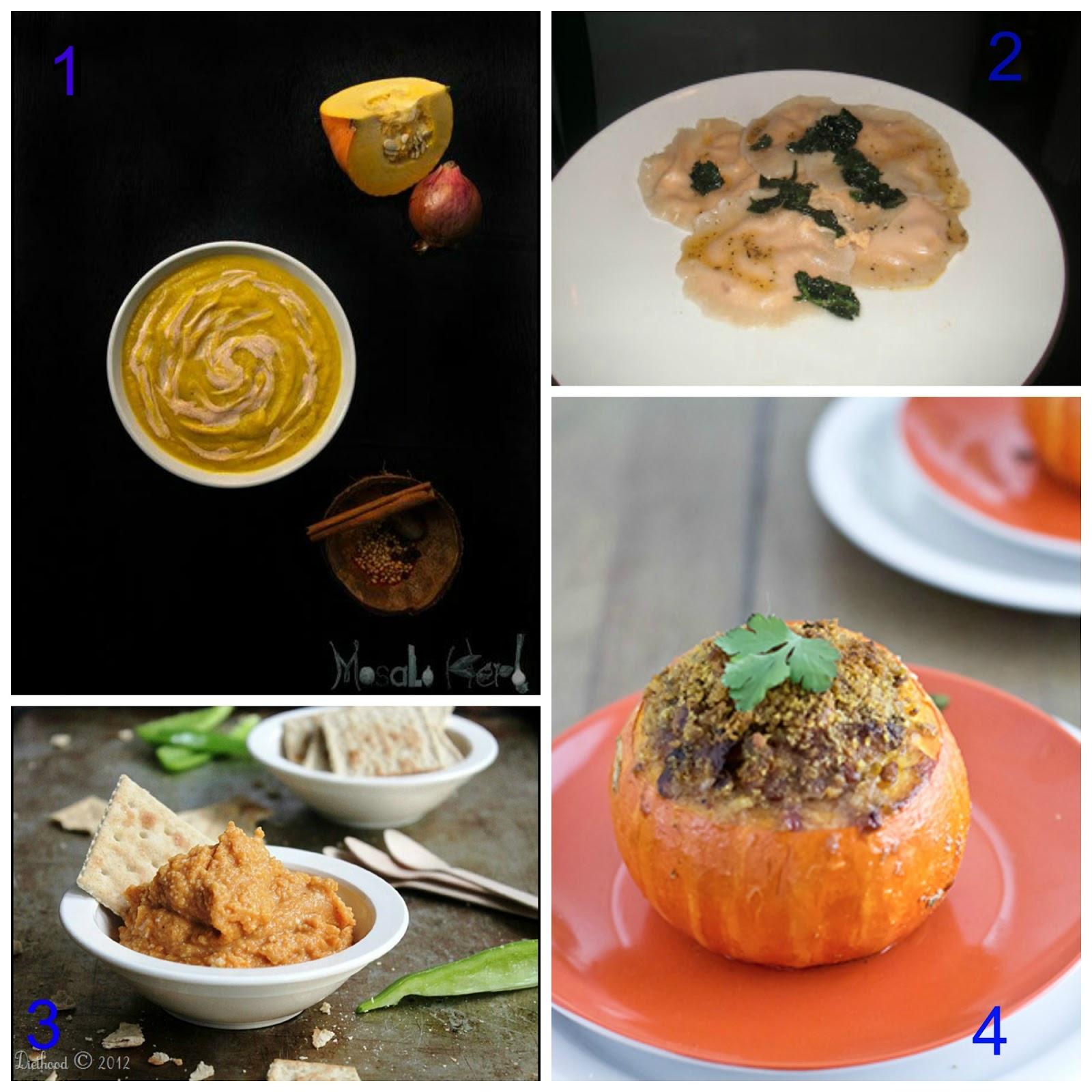 25 Sweet And Savory Pumpkin Recipes! #pumpkinweek