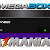 Megabox MG2 HD Nova Atualização SKS 107W - 13/10/2018