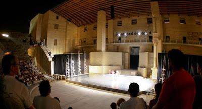 Sagunt a Escena continúa con la actuación de la compañía D'Click en el Off Romano